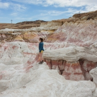 The Paint Mines in Calhan