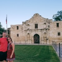 San Antonio- First 2 weeks