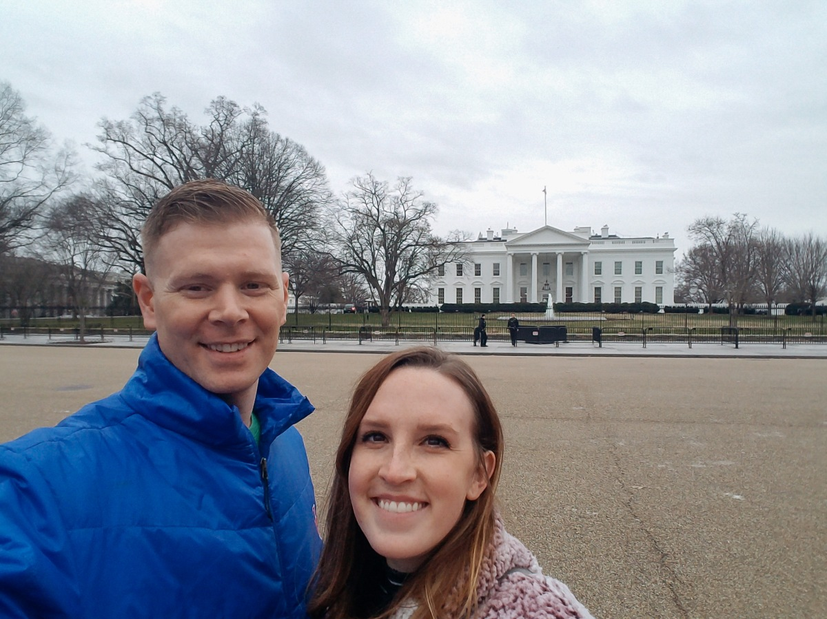 Washington DC and Pregnancy update
